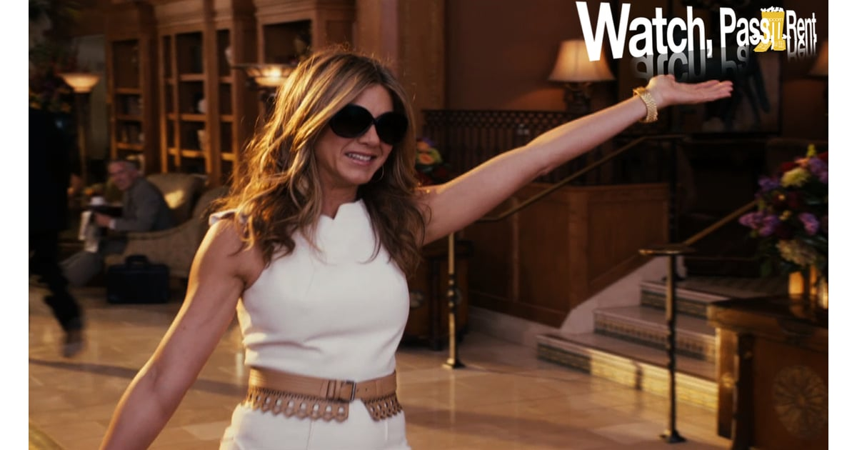 Just Go With It Movie Review Video, Starring Jennifer Aniston and Adam  Sandler | POPSUGAR