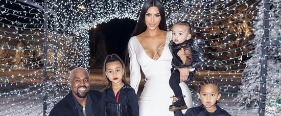 Kim Kardashian Says Kanye Won't Let North Wear Makeup