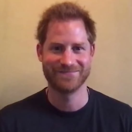 Prince Harry Sends a Message to Young People in UK | Video