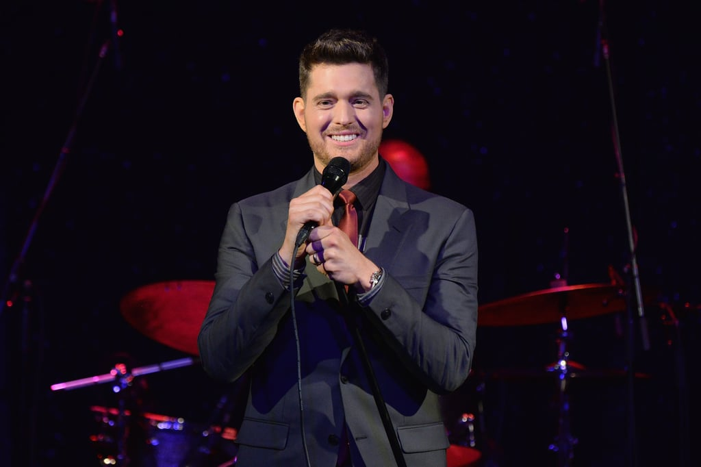 "Michael Buble's ""Forever Now"" Music Video"