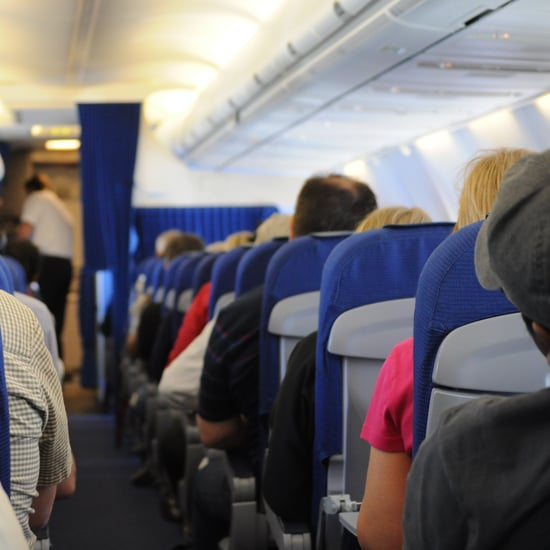 Don't Recline Your Seat on an Airplane