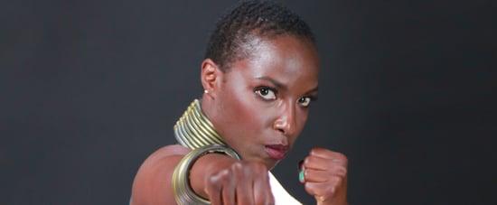 Black Panther Dora Milaje Stuntwoman Double Interview