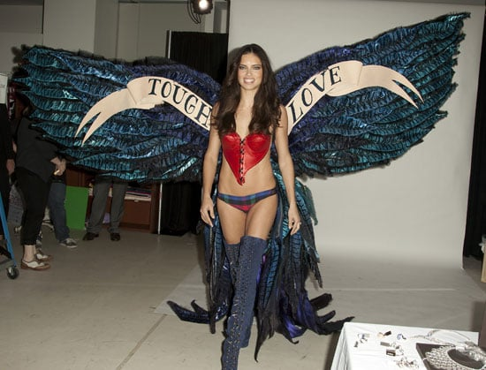Victoria's Secret Angel Adriana Lima Talks About the Show