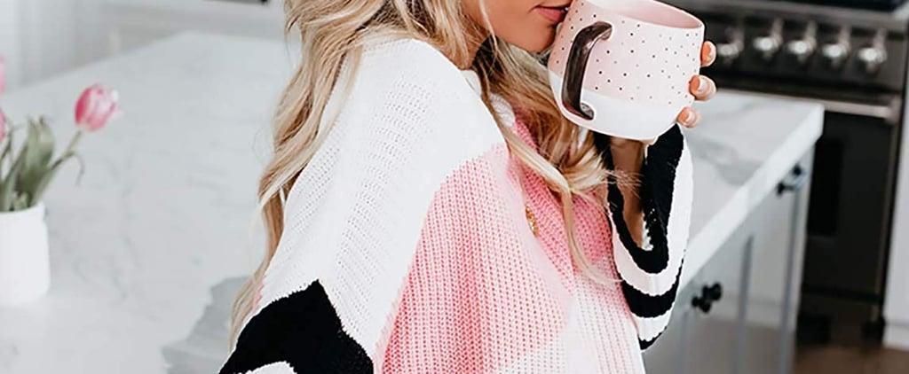 Bestselling Striped Sweater on Amazon Fashion