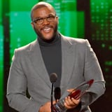 Tyler Perry Gives the 1 PCAs