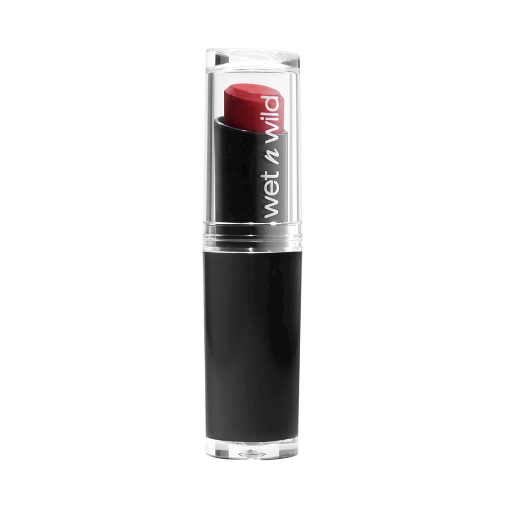 Wet N Wild MegaLast Lip Color in Spotlight Red