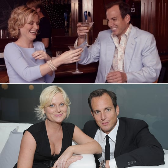 Amy poehler will arnett