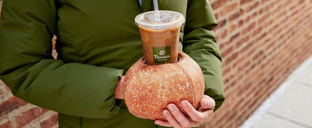 Panera's Iced and Toasty Bread Bowl Glove   Photos