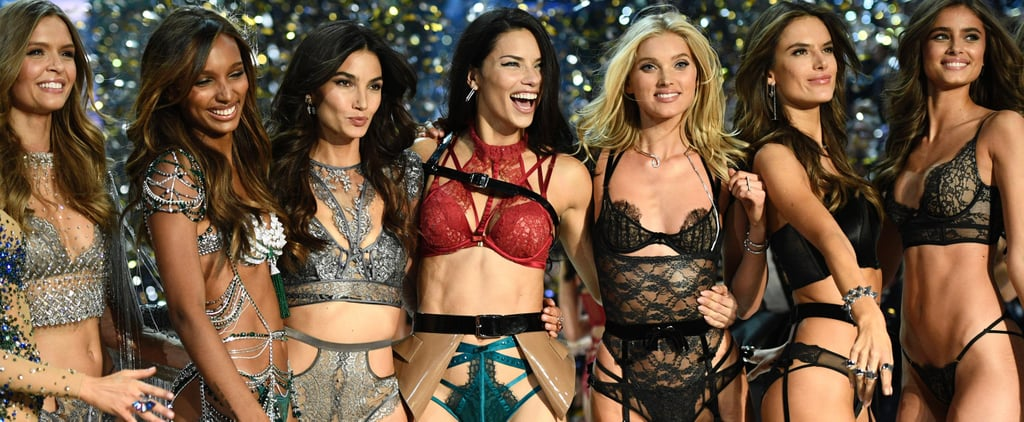 Beste Bilder der Victoria's Secret Fashion Show 2016