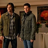 Sam and Dean Winchester — Supernatural