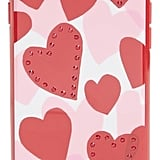 Kate Spade Crystal Heart iPhone 7/8 Plus Case