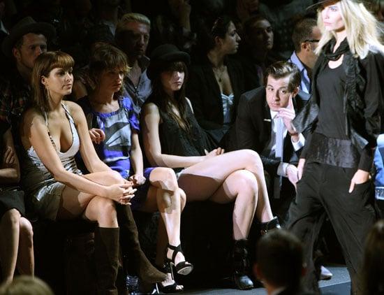 Fashion Week Workout by Oscar Smith