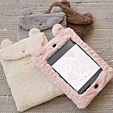 Faux Fur Animal iPad Case