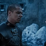 When Grey Worm Captivates With His Stare