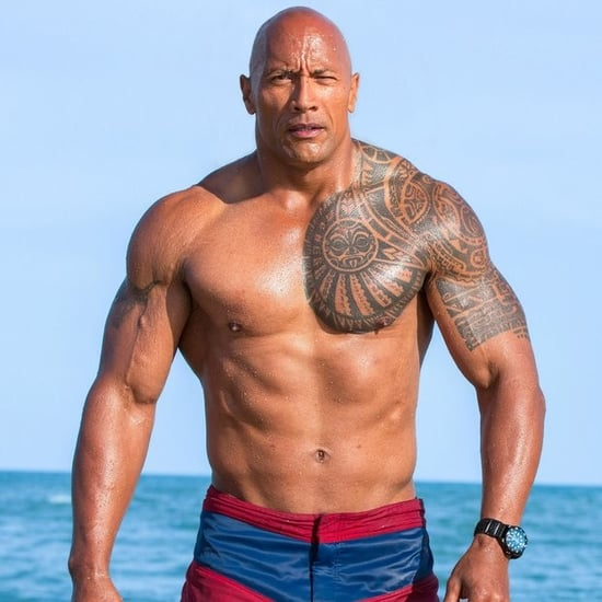 Dwayne Johnson's Shirtless Movie Pictures