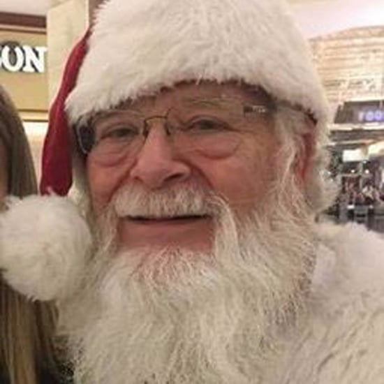 Mall Santa With Disabilities Connects With Kids