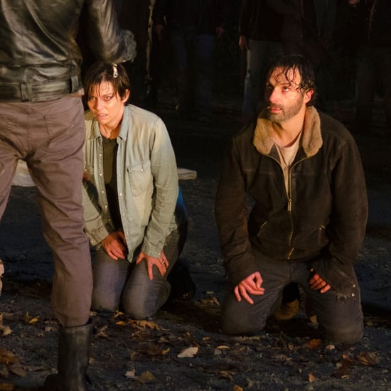 The Walking Dead Negan Kills Maggie Leaked Scene