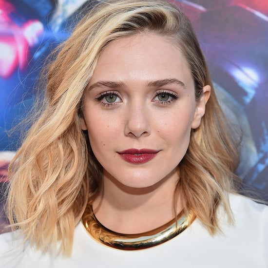Celebrity Beauty Looks Elizabeth Olsen Best Hair Makeup