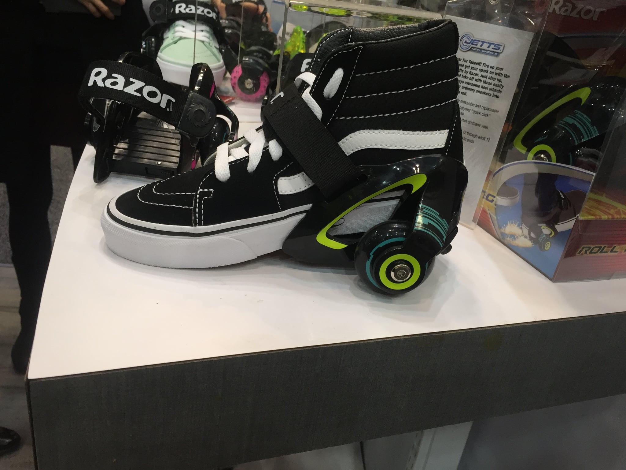 Razor Jetts Heel Wheels Skate | 220+