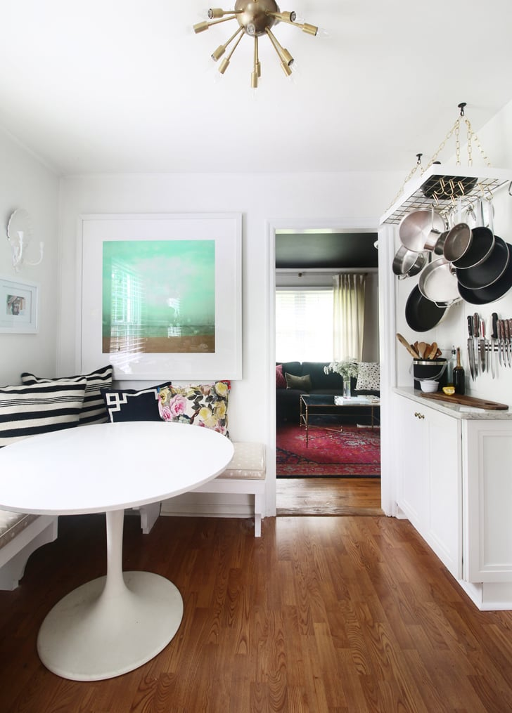 How to Make a Cramped Kitchen Feel Light and Open