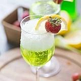 Bubbly Irish Cocktail
