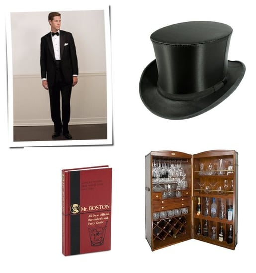 Depression Era Fashion For The Discerning Host