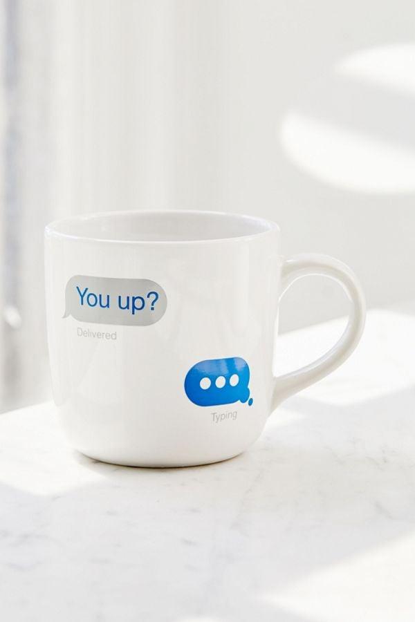You Up? Graphic Mug