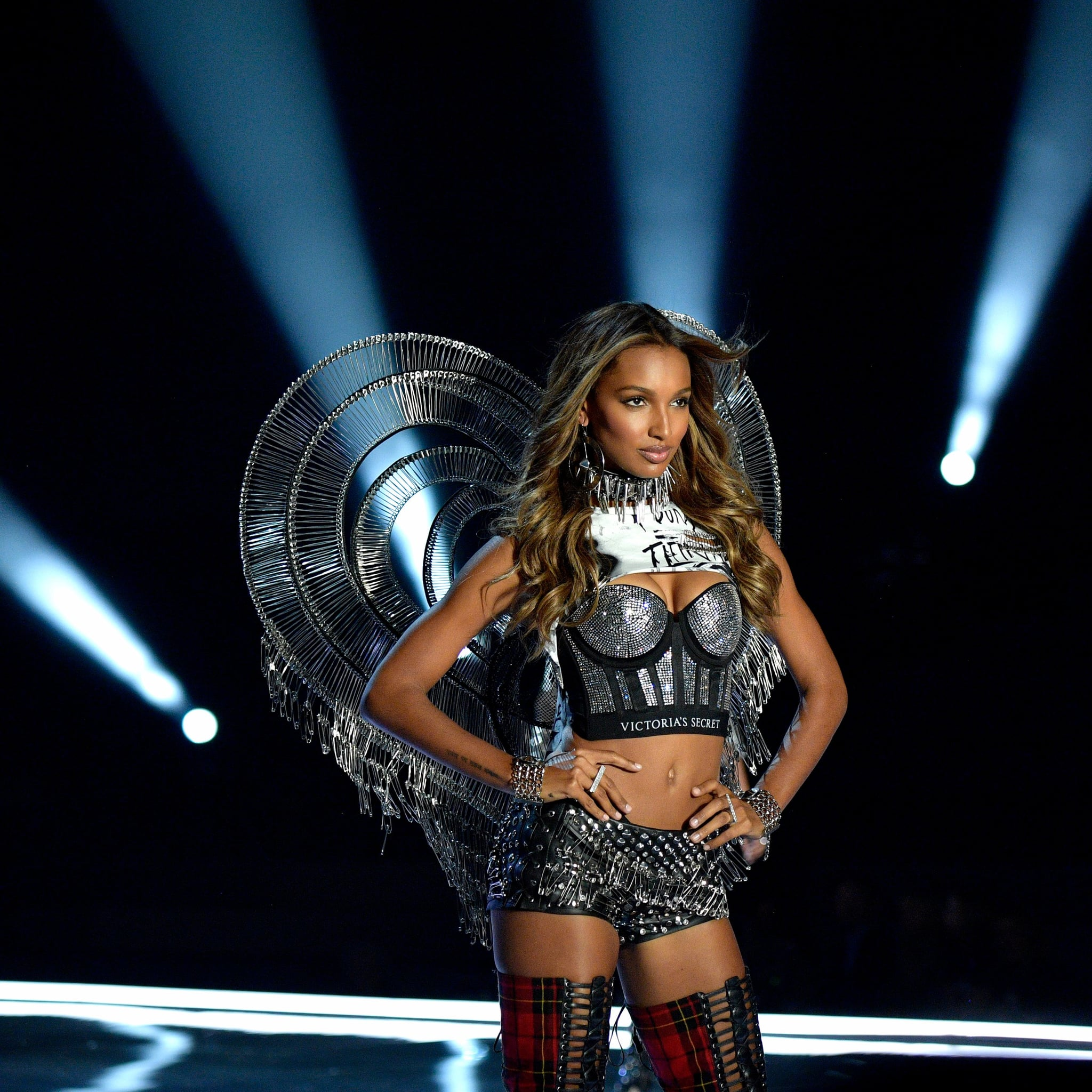 Victorias Secret and Balmain Give a First Look at Their Collaboration pictures