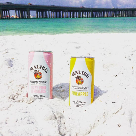Malibu Rum Canned Drinks
