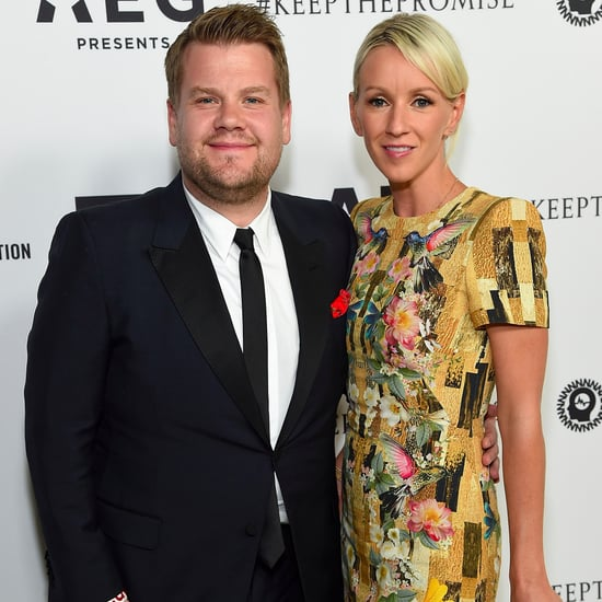 James Corden and His Wife Expecting Third Child July 2017