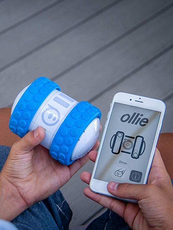Sphero Orbotix Ollie App-Controlled Robot