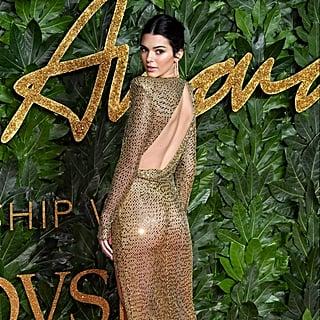 British Fashion Awards Red Carpet 2018