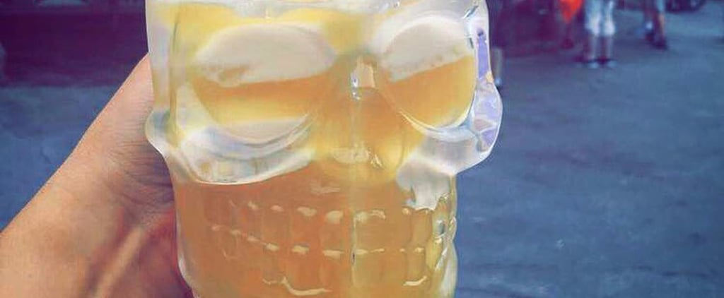 Everyone's Low-Key Freaking Out Over This New Skull Mug For Disney Dole Whip