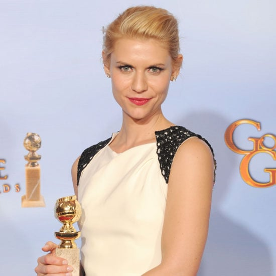Claire Danes Golden Globes Press Room Quotes
