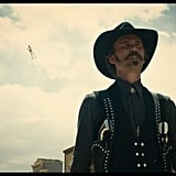 """""""When a Cowboy Trades His Spurs For Wings,"""" Ballad of Buster Scruggs"""