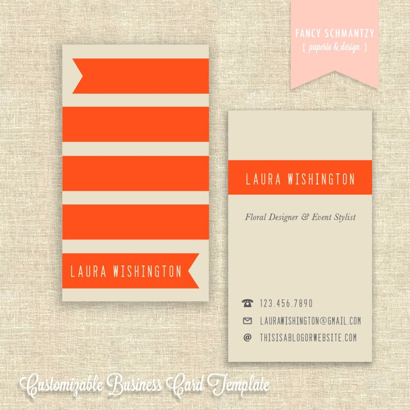 Business-Card Ideas on Etsy | POPSUGAR Career and Finance