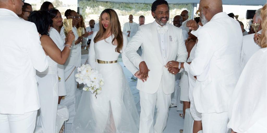Beyonces wedding