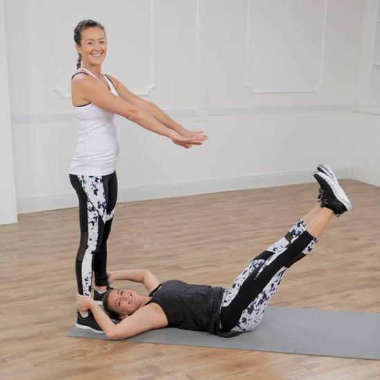 Partner Bodyweight Workout | Video