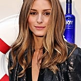 Olivia Palermo's Mid-Length Curls