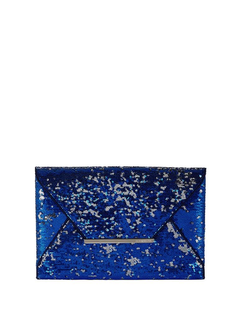 BCBG Max Azria Harlow Sequined Envelope Clutch ($98)