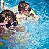 Go Swimming.