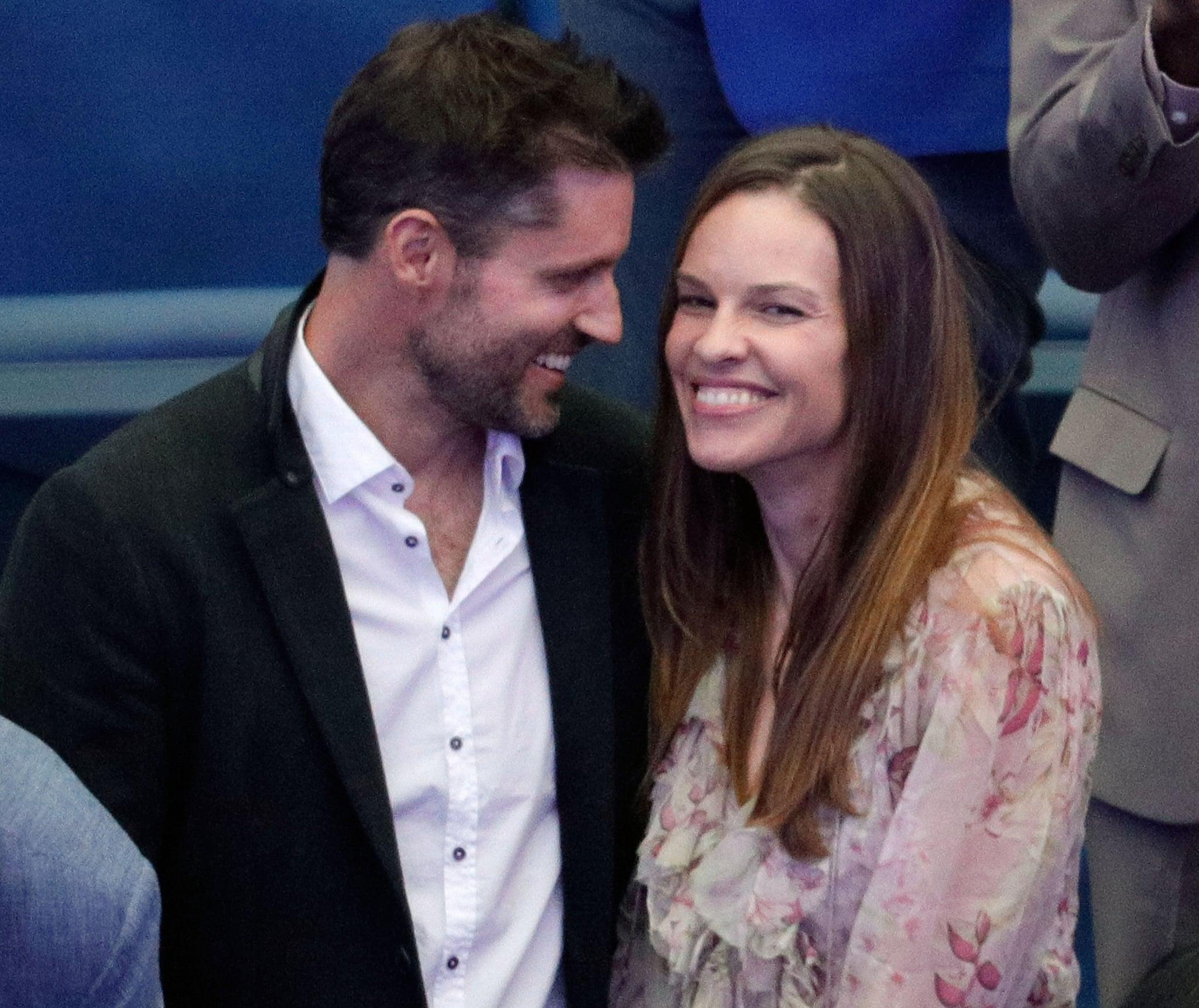 Hilary Swank And Philip Schneider Married Popsugar Celebrity