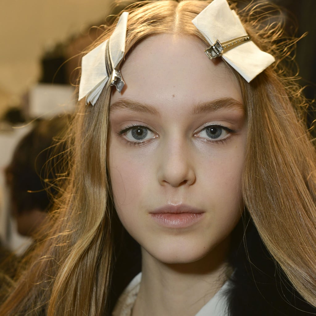 Jill Stuart Hair and Makeup | Fashion Week Fall 2013