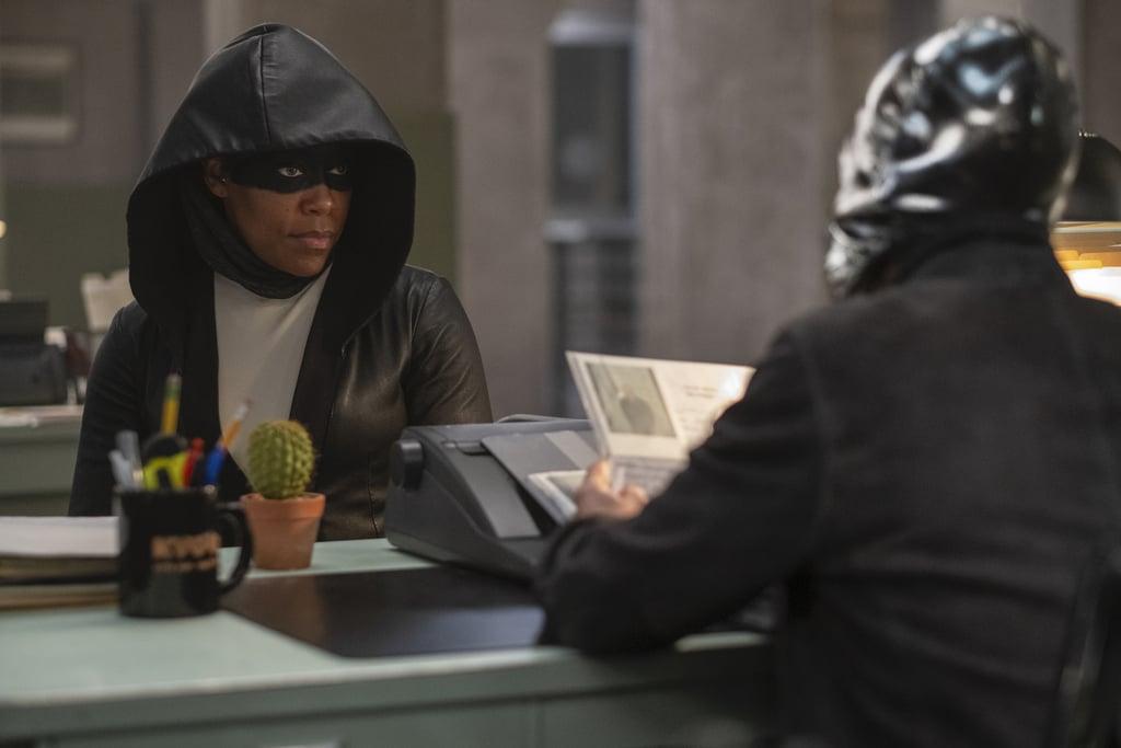 Questions About Watchmen Season 1