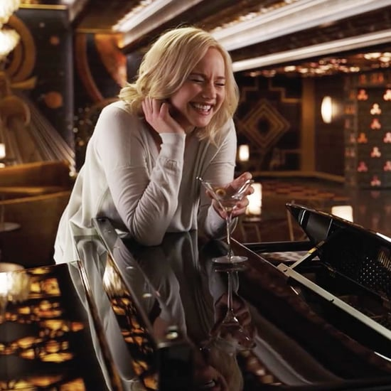 Passengers Blooper Reel