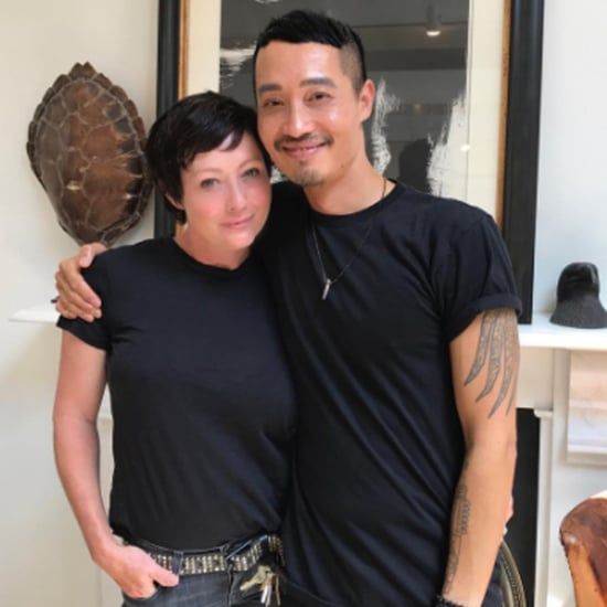 Shannen Doherty Haircut Instagram Picture August 2017