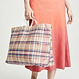 Madewell Medium Woven Beach Tote