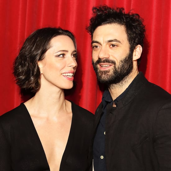 Pictures of Rebecca Hall and Morgan Spector Together