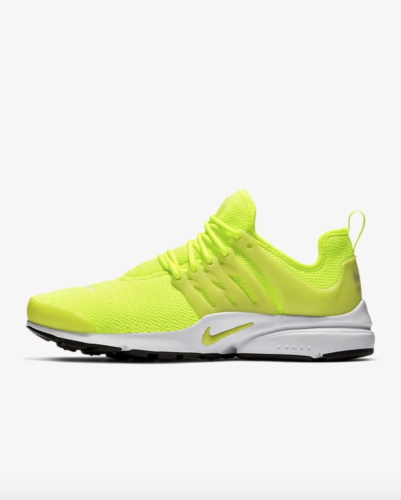 cheap for discount 02c95 b50cf Nike Air Presto  Neon Workout Clothes  POPSUGAR Fitness Phot