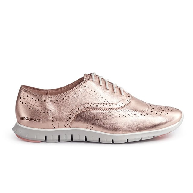 Cole Haan Rose Gold Oxford ($280)
